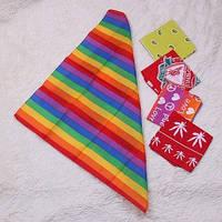 Яркий платок-бандана для детей и взрослых