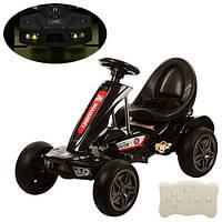 Детский электромобиль  карт M 1558ER-2. Гарантия качества.