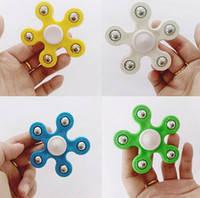 Спиннер пятиконечный Снежинка Fidget Spinner, игрушка-антистресс, вертушка, hand spinner