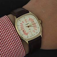 Чайка кварц медицинские наручные часы СССР , фото 1