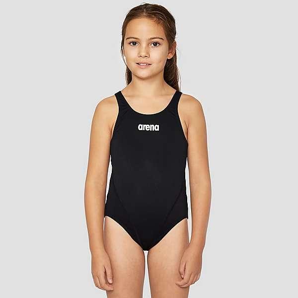 Детский купальник Arena Solid Swim Tech High