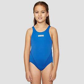 Купальник детский для бассейна Arena Solid Swim Tech High