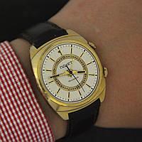 Полет Сигнал наручные часы с будильником СССР , фото 1