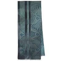 10374 кашне мужское разреженная шерсть 10374-14, павлопосадский шарф (кашне) шерстяной (разреженная шерсть) с осыпкой   Первый сорт    СКИДКА!!!