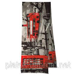 10376 кашне мужское разреженная шерсть 10376-18, павлопосадский шарф (кашне) шерстяной (разреженная шерсть) с осыпкой
