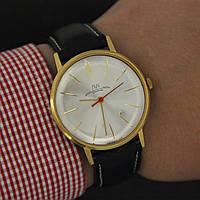 Луч 23 камня тонкие механические 2209 часы СССР , фото 1