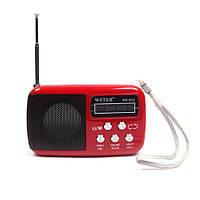 Компактная портативная колонка SPS WS 822, цифровой радиоприемник, акустическая система, мини колонка