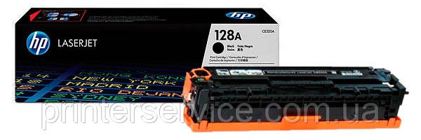 Cartridge HP CE320A (№128A) black для CLJ CP1525n/1525nw, CM1415fn/1415fnw