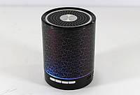 Мобильная колонка SPS T2020, портативная колонка, колонка с FM радио, музыкальная Mp3 колонка радиоприемник