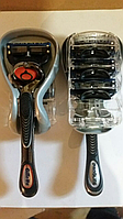 Станок GilletteFusion Pro Glide (Flex Ball)+ подставка и 4 кассеты Fusion Pro Glide