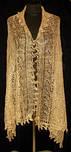 """Палантин """"""""Абрикос"""""""" П-00021, абрикос, оренбургский шарф (палантин), фото 2"""