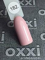 Гель-лак Oxxi Professional № 182, 10 мл