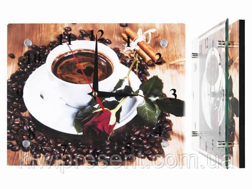 """Настенные часы """"Кофемания"""", фото 2"""
