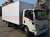 Isuzu NPR 75L-M сэндвич-панельный фургон