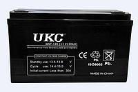 Аккумуляторная Батарея UKC 12 V 120 А Мощный аккумулятор