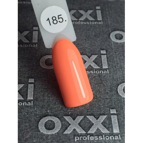 Гель-лак Oxxi Professional № 185, 8 мл