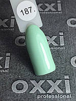 Гель-лак Oxxi Professional № 187, 8 мл