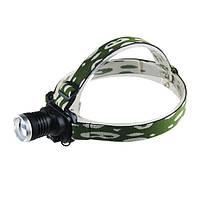 Налобный фонарь Police Bailong BL - 6809 12000W
