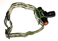 Налобный фонарь Police BL - 6660 аккумуляторный