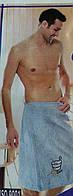 Полотенце мужское для сауны
