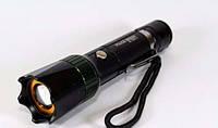 Ультрафиолетовый фонарик Bailong Police 7030-2 Бел.+УФ, ручной фонарик с белым и ультрафиолетовым диодом