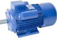 Двигатель Euro Craft 1-фазный 1.5 КВт вал 24 мм S1001