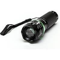 Ручной тактический Фонарик BL 8501, фонарик на батарейках, светодиодный фонарик, фонарь BAILONG