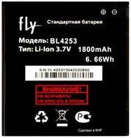 Аккумуляторная батарея для Fly IQ443. 1 год гарантии. (АКБ GRAND Premium Fly BL4253/IQ443)