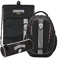 Рюкзак в комплекте 3 в 1 FC Juventus KITE