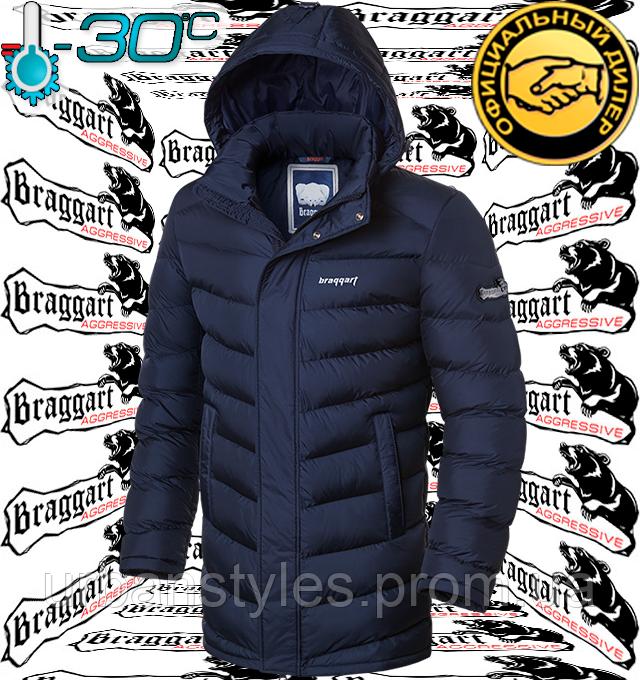 Длинные куртки мужские Braggart Aggressive
