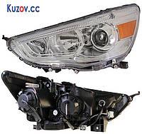 Фара Mitsubishi ASX 10- правая (DEPO) электрич.