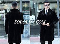 Пальто замечательное меховое, украинское производство