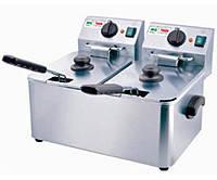 Фритюрница Inoxtech HDF- 4+4