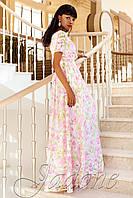 Длинное шикарное платье Женин