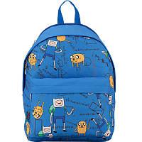 Рюкзак молодежный Adventure Time KITE AT17-1001M