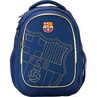Рюкзак молодежный FC Barcelona KITE BC17-8001M