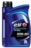 Масло моторное ELF Evolution 700 STI 10W-40, 1л