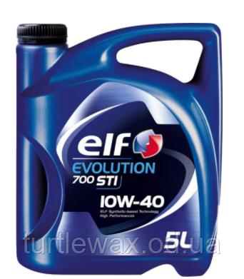 Масло моторное ELF Evolution 700 STI 10W-40, 5л