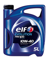 Масло моторное ELF Evolution 700 STI 10W-40, 5л