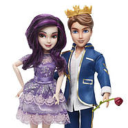 Кукла Наследники Дисней Мэл и Бен / Disney Descendants 2-Pack Mal and Ben  , фото 5