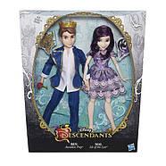 Кукла Наследники Дисней Мэл и Бен / Disney Descendants 2-Pack Mal and Ben  , фото 9