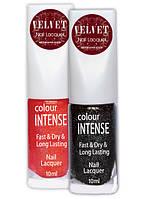 Лак для ногтей Colour Intense Velvet (Колор Интенс Велвет)