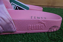 Женские шлепанцы Puma x Fenty By Rihanna Slide Pink 365774-03, фото 2
