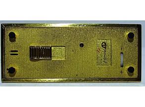 Настольная зажигалка-слиток золото ZK7-38, фото 2