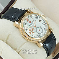 Часы Vacheron Constantin Black/Gold/White