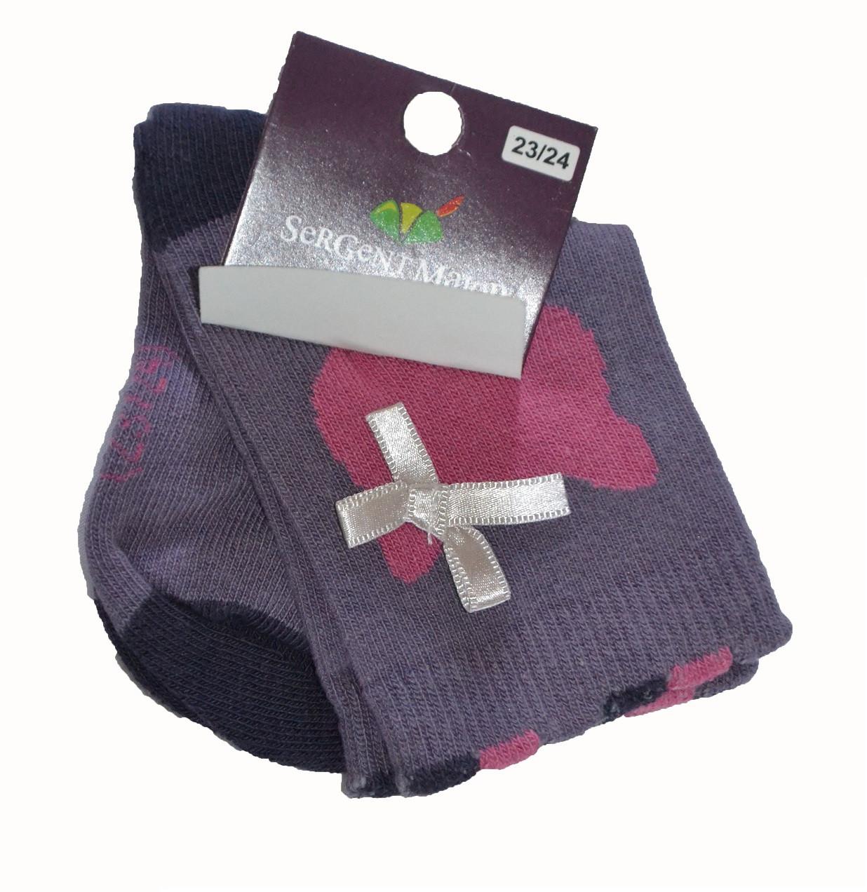 Шкарпетки для дівчинки.