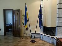 Пошив фирменных флагов