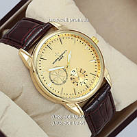 Часы Vacheron Constantin Geneve 3905 Brown/Gold/Gold