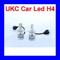 Led лампы для автомобиля UKC Car Led H4 c цоколем 33W 4500-5000K 3000LM CAR LED headlight