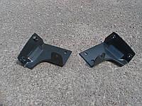 Кронштейн крепления основания (усилителя) бампера переднего Газель-Бизнес левый, правый